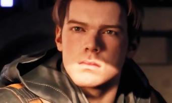 Star Wars Jedi Fallen Order : un trailer avec Cal Kestis au top