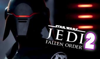 Star Wars Jedi Fallen Order : une suite dans les tuyaux ?
