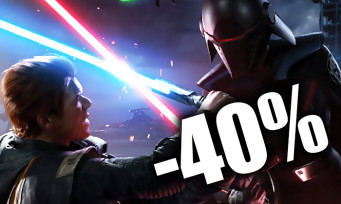 Star Wars : des réductions massives sur Steam, Jedi Fallen Order à -40%