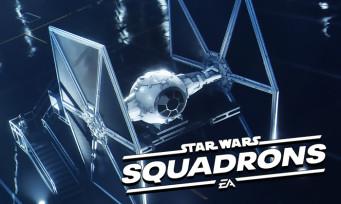 Star Wars Squadrons : le jeu ne sera pas vendu au prix fort, voici le tarif