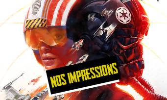 Star Wars Squadrons : on y a joué 4 heures, nos impressions