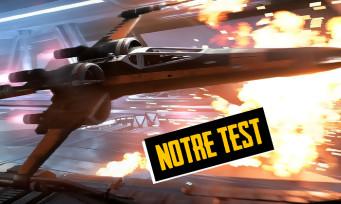 Test Star Wars Squadrons : des étoiles plein les yeux