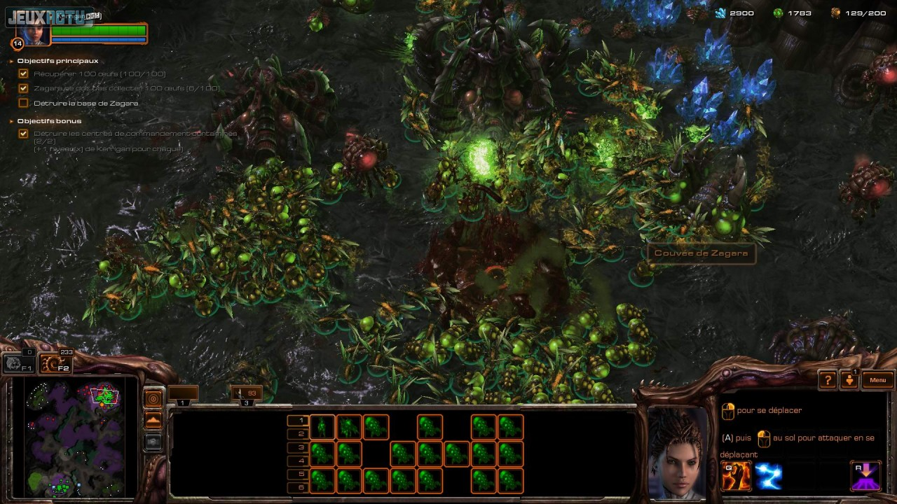 starcraft 2 demo jouable a