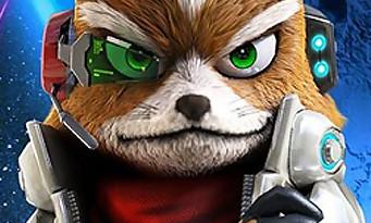 StarFox Zero : trailer de gameplay de 30 minutes
