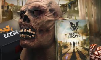 State of Decay 2 : tous les détails sur l'édition collector du jeu