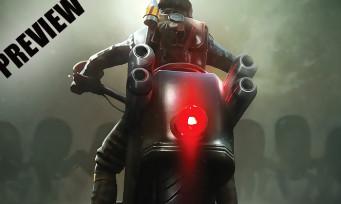 Steel Rats : un Metroidvania rétro-futuriste avec des motos et des guns