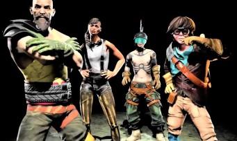 Steel Rats :  une vidéo de gameplay qui présente le gang
