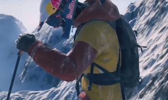 Steep : Trailer vidéo à l'E3 du nouveau jeu d'Ubisoft