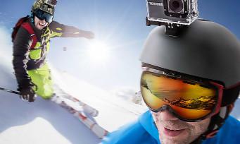 STEEP : une nouvelle vidéo de gameplay réalisée avec des GoPro