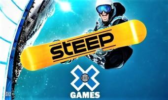 Steep : un trailer de gameplay du DLC des Winter X Games