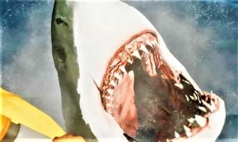 Stranded Deep : un trailer de gameplay avec des requins affamés