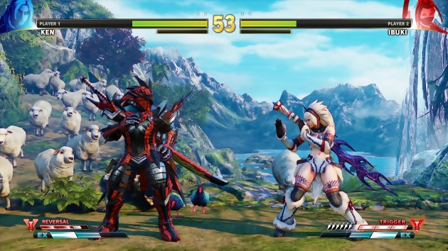 Street Fighter 5 : Arcade Edition