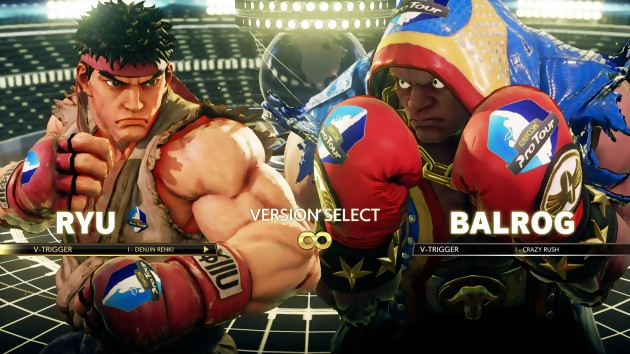 Street Fighter 5 : Arcade Edition