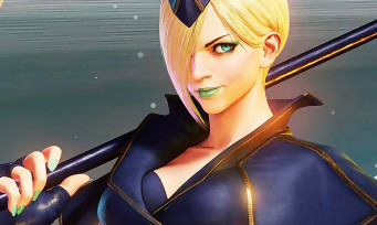Street Fighter 5 Arcade Edition : trailer de gameplay de Falke