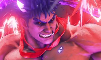 Street Fighter 5 Arcade Edition : toutes les attaques de Kage en vidéo