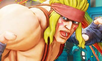 Street Fighter 5 : un guide vidéo pour apprendre les bases avec Alex
