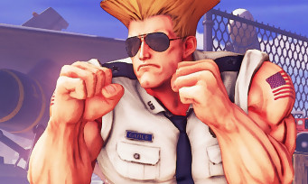 Street Fighter 5 : trailer du nouveau Guile