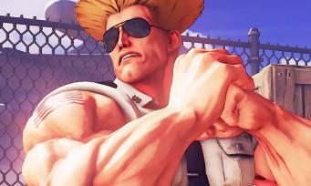 Street Fighter 5 : Guile jouable dès cette semaine