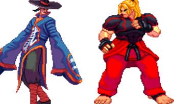 Street Fighter 5 : le jeu avec les graphismes 2D de Street Fighter 3