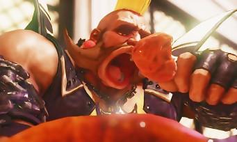Street Fighter V : voici les 10 premières minutes du vrai mode Story