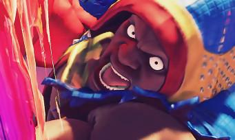 Street Fighter 5 : une nouvelle vidéo de gameplay avec un Balrog bien vénère