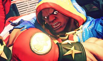 Street Fighter 5 : plein de nouvelles images avec Balrog