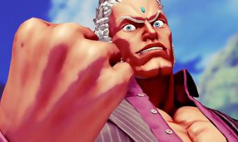 Street Fighter 5 : voilà la date de sortie d'Urien