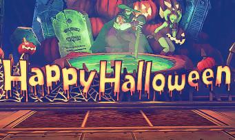 Street Fighter 5 : des nouveaux costumes Halloween à télécharger