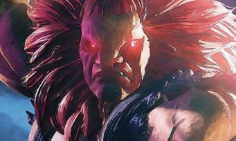 Street Fighter 5 : une nouvelle vidéo de gameplay avec Akuma