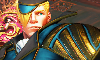 Street Fighter 5 : trailer de gameplay de Ed, le boxeur blondinet