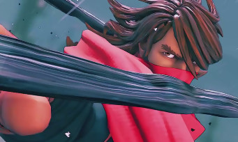 Street Fighter V : un trailer de gameplay des techniques de Zeku