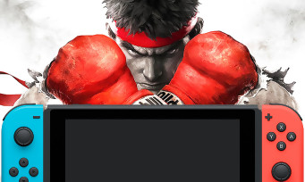 Street Fighter 5 : une sortie du jeu sur Nintendo Switch ?
