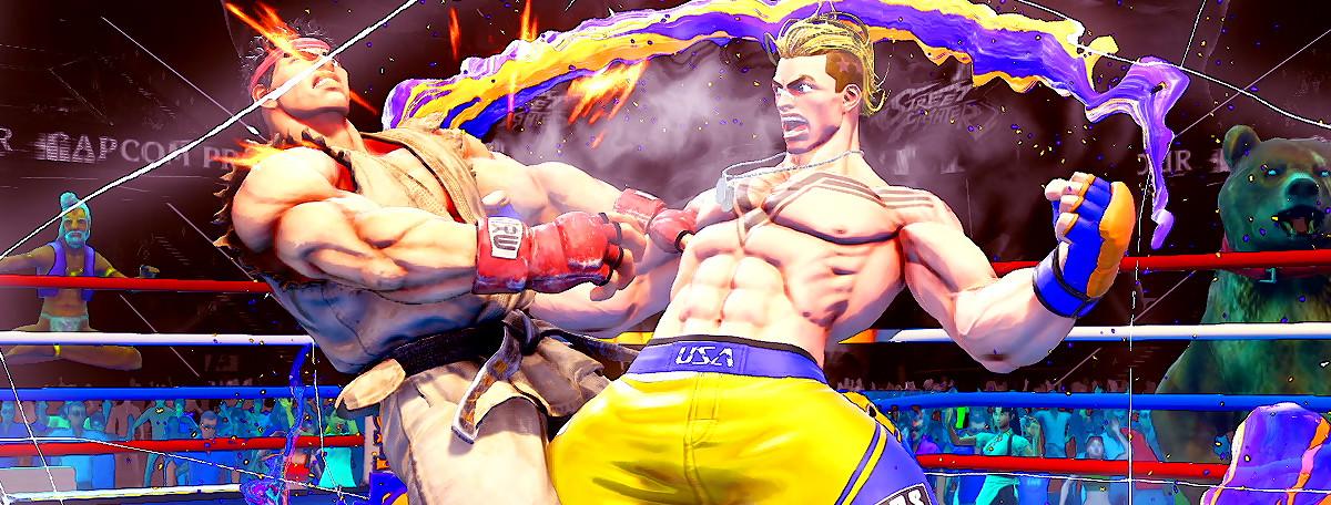 Street Fighter V : Luke est le dernier perso du jeu et il fait déjà polémique