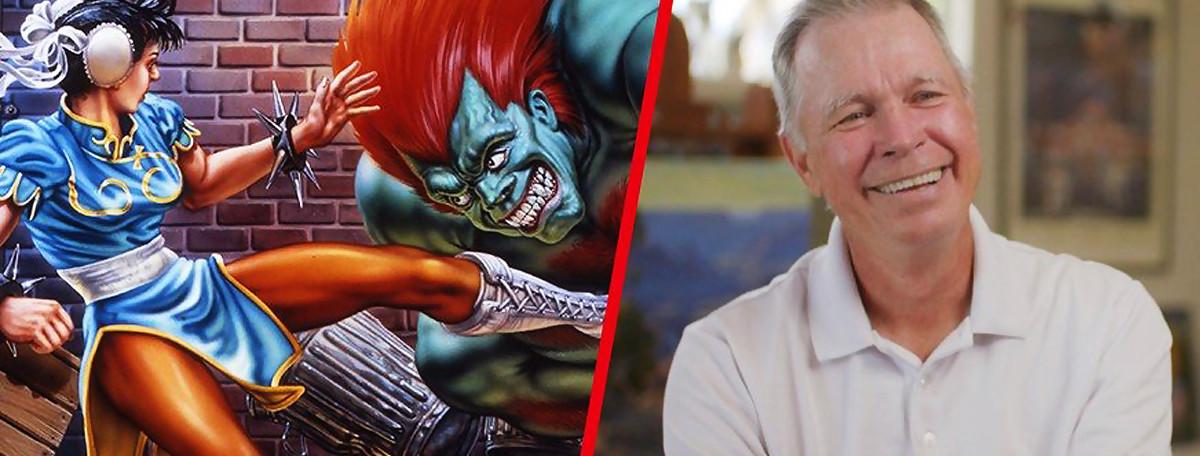 Mick McGinty, l'illustrateur des jaquettes US de Street Fighter 2 est mort