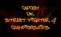 Street Fighter IV - Tournoi UK présentation
