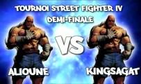 MGS 09 > Demi-finale Street Fighter IV - Alioune vs TheKingSagat