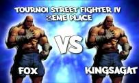 MGS 09 > 3ème place Street Fighter IV - Fox vs TheKingSagat
