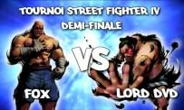 MGS 09 > Demi-finale Street Fighter IV - Fox vs Lord DVD