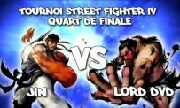MGS 09 > Quart de finale Street Fighter IV - Jin vs Lord DVD