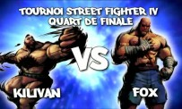 MGS 09 > Quart de finale Street Fighter IV - Kilivan vs Fox