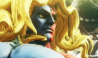 Street Fighter V Champion Edition : toutes les attaques de Gill en vidéo