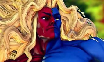 Street Fighter V : une nouvelle vidéo de gameplay avec Gill