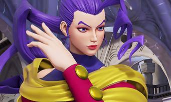 Street Fighter V : Rose officiellement disponible, un nouveau trailer