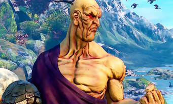 Street Fighter 5 : Oro dévoile ses techniques dans une vidéo de gameplay