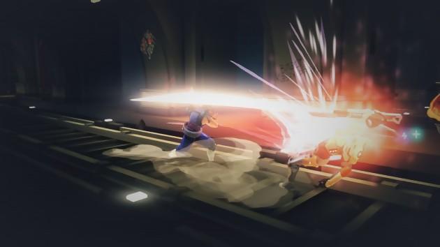 Strider sur PS4