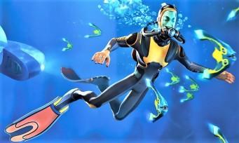 Subnautica : un trailer de gameplay pour la sortie PS4 du jeu