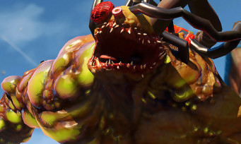 Sunset Overdrive : trailer du DLC Mooil Rig