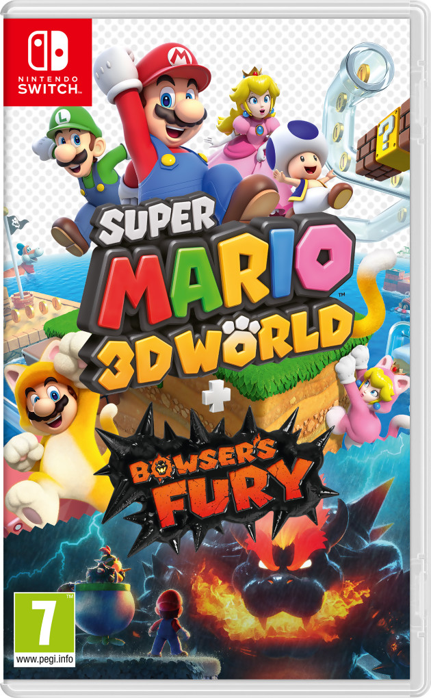 Super Mario 3D World + Bowser s Fury