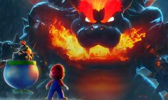 Super Mario 3D World + Bowser's Fury : gameplay trailer sur Nintendo Switch