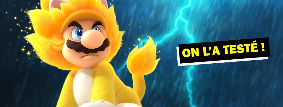 Super Mario 3D World + Bowser's Fury : on a testé le jeu sur Switch, notre avis